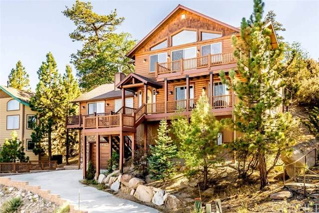 42830 Eagles Flight Place, Big Bear, CA 92315 (#SR20084930) :: SG Associates