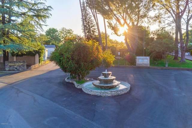 4201 Topanga Canyon Boulevard #139, Woodland Hills, CA 91364 (#220004561) :: Randy Plaice and Associates
