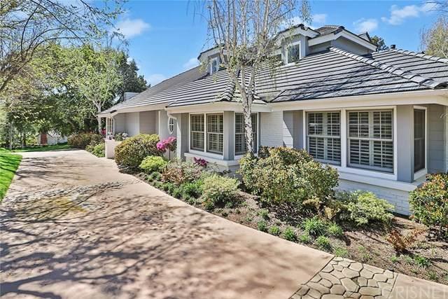4187 Woodlane Court, Westlake Village, CA 91362 (#SR20088116) :: Randy Plaice and Associates