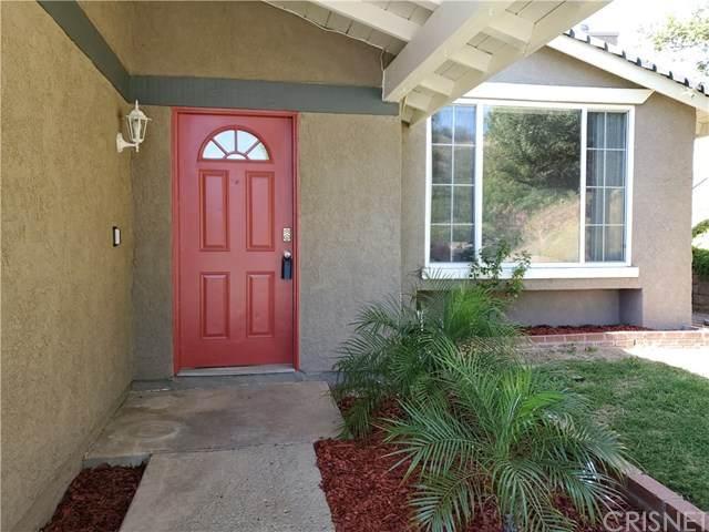 27263 Via Marcia, Saugus, CA 91350 (#SR20089887) :: Randy Plaice and Associates
