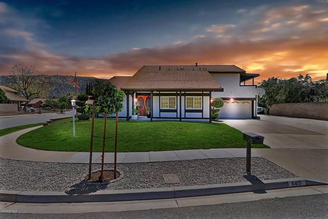 6415 Hazel Circle, Simi Valley, CA 93063 (#220004676) :: Randy Plaice and Associates