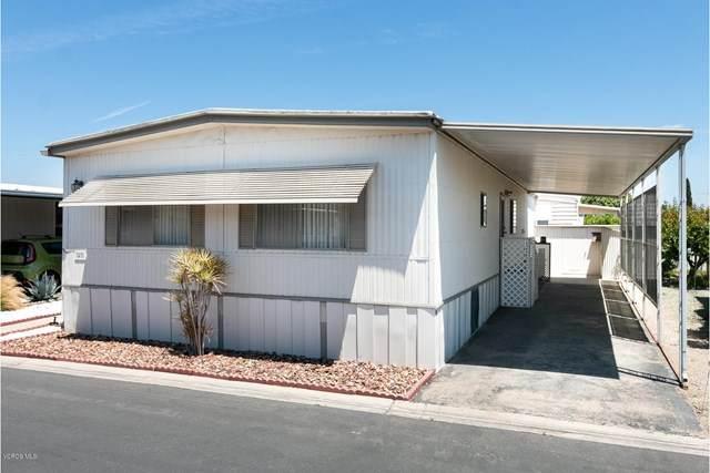 47 Lilac Way #47, Ventura, CA 93004 (#V0-220004711) :: SG Associates
