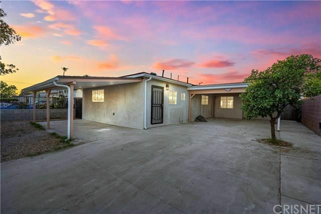 11763 Neenach Street, Sun Valley, CA 91352 (#SR20091545) :: Randy Plaice and Associates