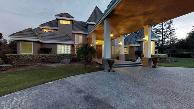 6952 Solano Verde Drive, Somis, CA 93066 (#220004819) :: Randy Plaice and Associates