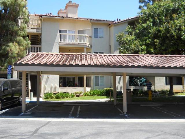 5805 Oak Bend Lane #202, Oak Park, CA 91377 (#220004905) :: Randy Plaice and Associates