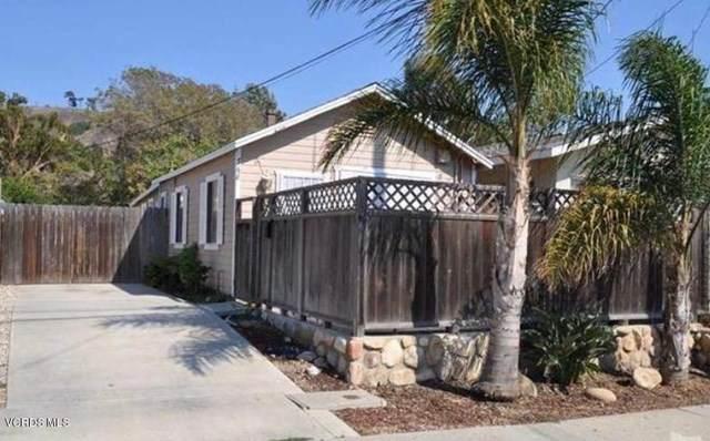 768 N Olive Street, Ventura, CA 93001 (#220004913) :: Randy Plaice and Associates