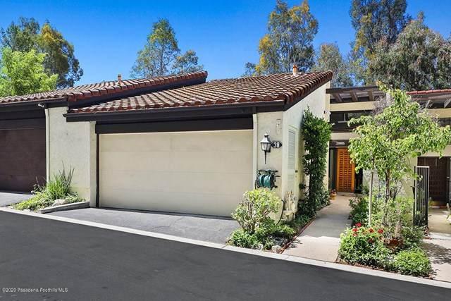 38 Glenflow Court, Glendale, CA 91206 (#820001756) :: TruLine Realty