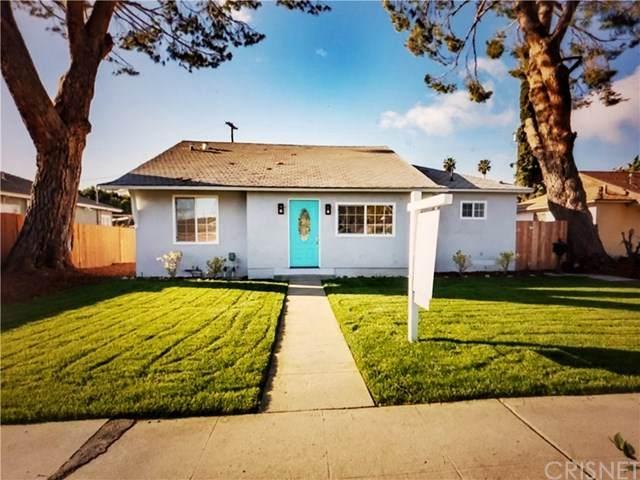 20708 Saticoy Street, Winnetka, CA 91306 (#SR20095101) :: SG Associates
