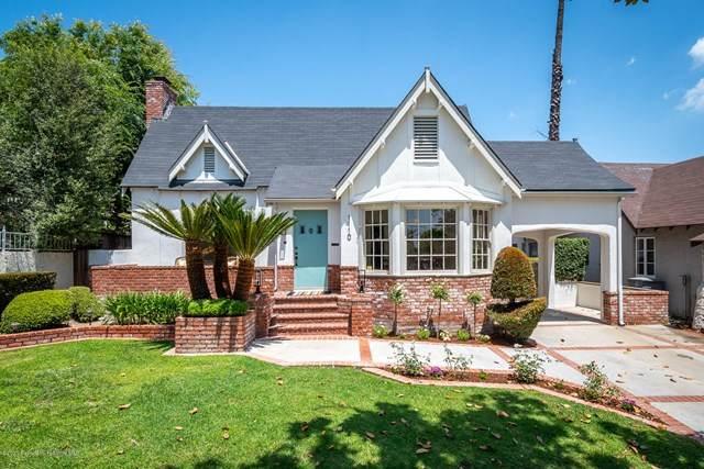 1110 La Zanja Drive, Glendale, CA 91207 (#820001783) :: TruLine Realty