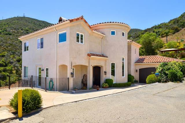 1495 Topa View Trail, Newbury Park, CA 91320 (#220004933) :: SG Associates