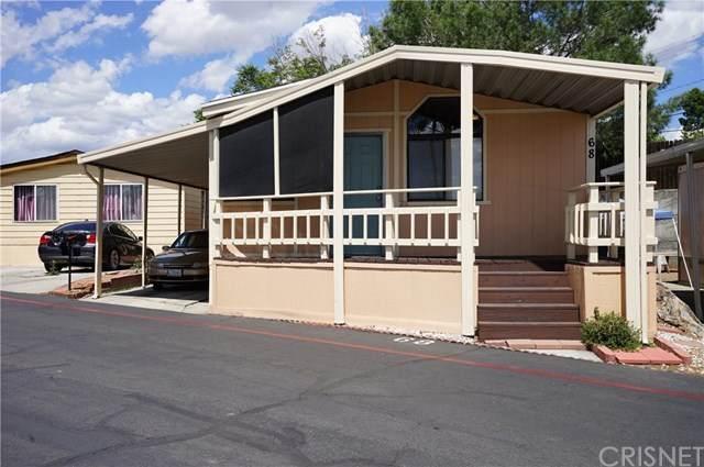 18540 Soledad Canyon Road #68, Canyon Country, CA 91351 (#SR20095976) :: Randy Plaice and Associates
