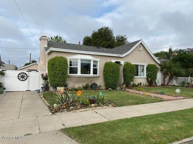 438 N Mill Street, Santa Paula, CA 93060 (#220004680) :: Randy Plaice and Associates