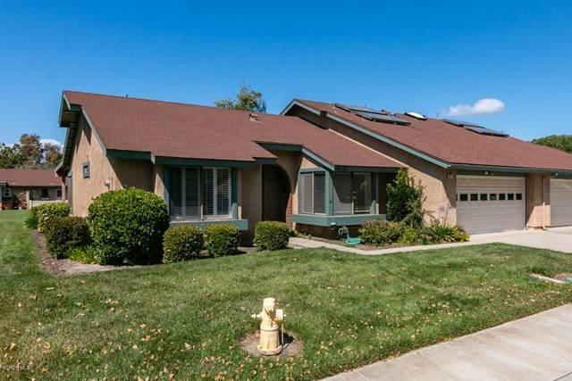 18133 Village 18, Camarillo, CA 93012 (#220005058) :: Randy Plaice and Associates