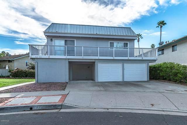 932 Sand Court, Ventura, CA 93001 (#220005072) :: Randy Plaice and Associates