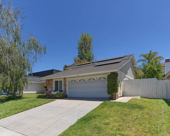 2702 Amber Wood Place, Thousand Oaks, CA 91362 (#220005109) :: Randy Plaice and Associates