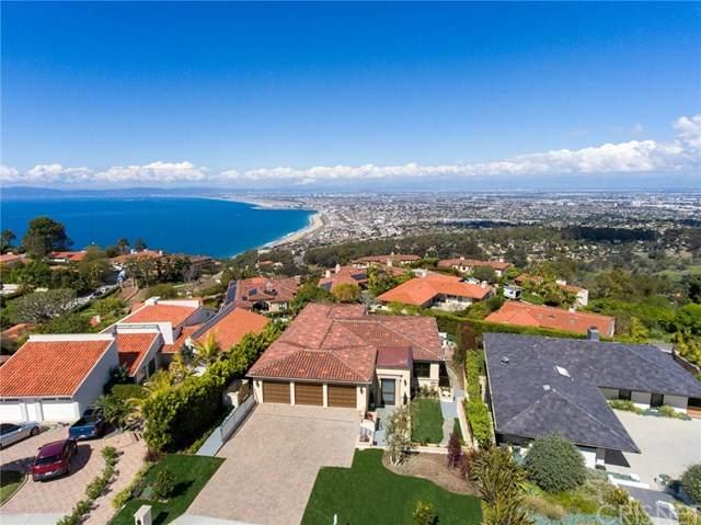 936 Via Del Monte, Palos Verdes Estates, CA 90274 (#SR20093570) :: TruLine Realty