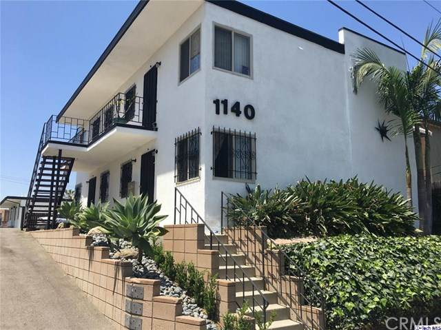 1140 Sunvue Place, Los Angeles, CA 90012 (#320001658) :: TruLine Realty