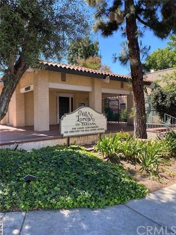 18307 Burbank Boulevard #110, Tarzana, CA 91356 (#320001666) :: Randy Plaice and Associates