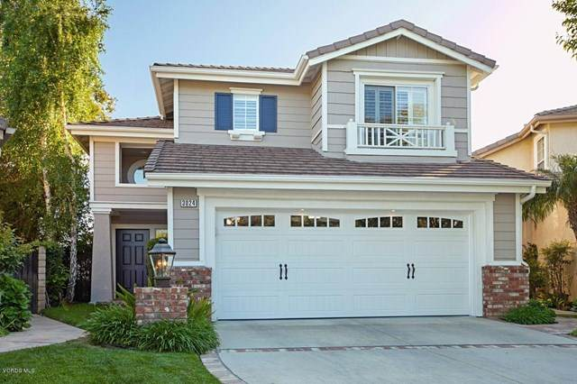 3024 Ferncrest Place, Thousand Oaks, CA 91362 (#220005178) :: Lydia Gable Realty Group