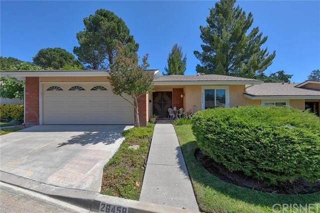 26458 Oak Highland Drive, Newhall, CA 91321 (#SR20089771) :: Randy Plaice and Associates