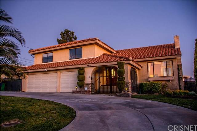 4514 Columbia Way, Quartz Hill, CA 93536 (#SR20101111) :: Randy Plaice and Associates