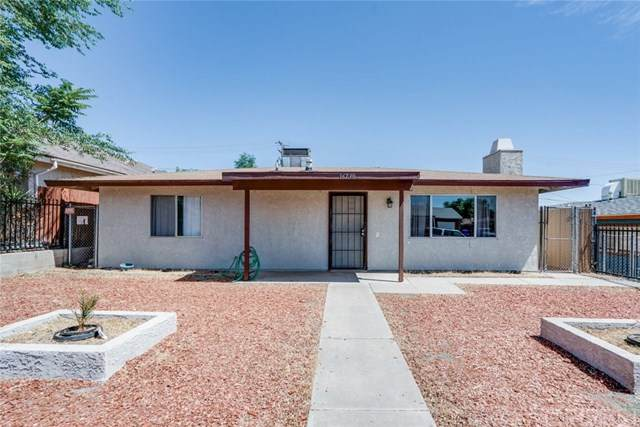 16730 Lacy Street, Victorville, CA 92395 (#SR20101152) :: Randy Plaice and Associates