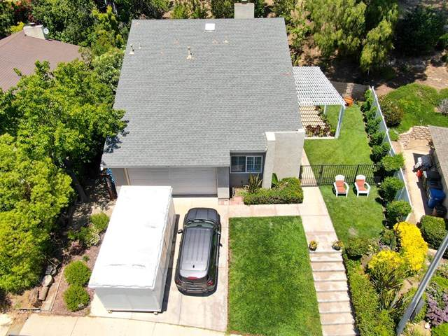 419 Grand Oak Lane, Thousand Oaks, CA 91360 (#220005347) :: The Parsons Team