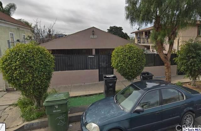 2914 New Jersey Street, Los Angeles, CA 90033 (#320001731) :: Randy Plaice and Associates