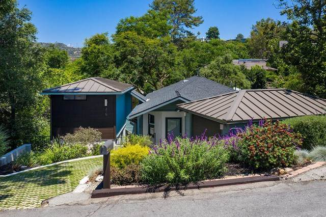 315 Elmwood Drive, Pasadena, CA 91105 (#820001931) :: TruLine Realty