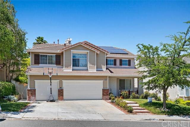 25715 Hood Way, Stevenson Ranch, CA 91381 (#SR20102854) :: Randy Plaice and Associates
