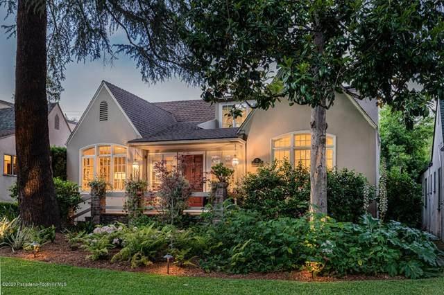 72 Annandale Road, Pasadena, CA 91105 (#820001964) :: TruLine Realty