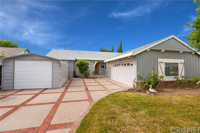 20350 Gresham Street, Winnetka, CA 91306 (#SR20103999) :: TruLine Realty