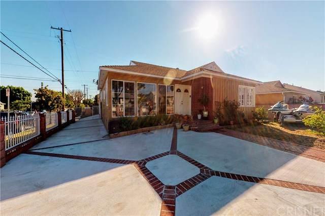 9481 Sandusky Avenue, Arleta, CA 91331 (#SR20104729) :: Randy Plaice and Associates