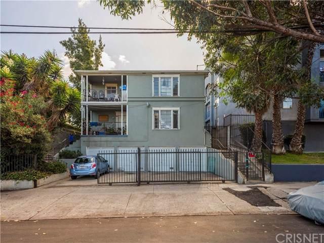 220 S Bonnie Brae Street, Los Angeles, CA 90057 (#SR20104779) :: Randy Plaice and Associates