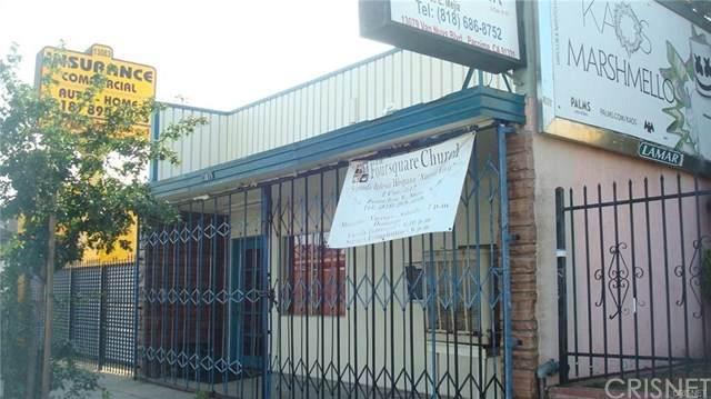 13079 Van Nuys Boulevard, Pacoima, CA 91331 (#SR20104839) :: Randy Plaice and Associates
