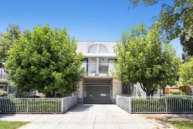 847 N Raymond Avenue 7A, Pasadena, CA 91103 (#820001985) :: TruLine Realty
