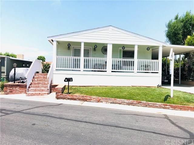 27361 Sierra Hwy #59, Canyon Country, CA 91351 (#SR20104692) :: Randy Plaice and Associates