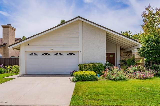 176 Longfellow Street, Thousand Oaks, CA 91360 (#220005548) :: The Parsons Team