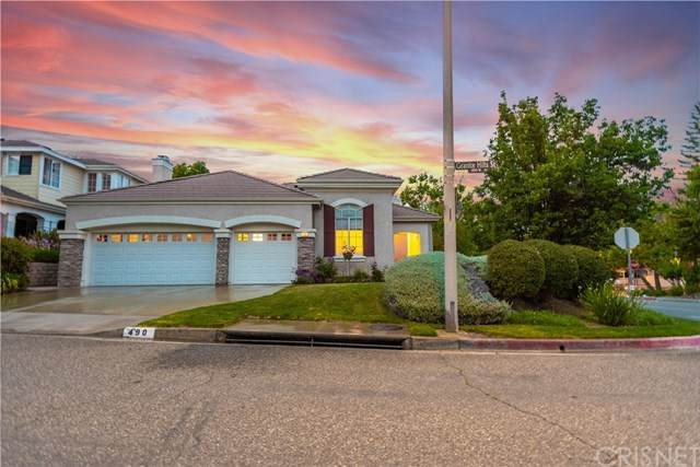 490 Granite Hills Street, Simi Valley, CA 93065 (#SR20105647) :: Randy Plaice and Associates