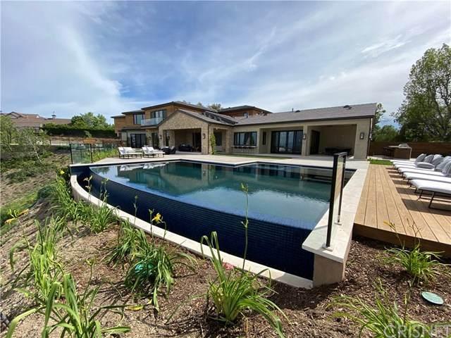 5757 Hoback Glen Road, Hidden Hills, CA 91302 (#SR20105405) :: SG Associates