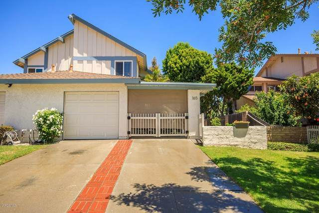 165 Spanish Moss Place, Camarillo, CA 93010 (#220005633) :: Randy Plaice and Associates