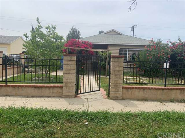 444 N Meyer Street, San Fernando, CA 91340 (#SR20107351) :: Randy Plaice and Associates