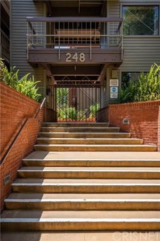 248 W Loraine Street #107, Glendale, CA 91202 (#SR20106141) :: Randy Plaice and Associates