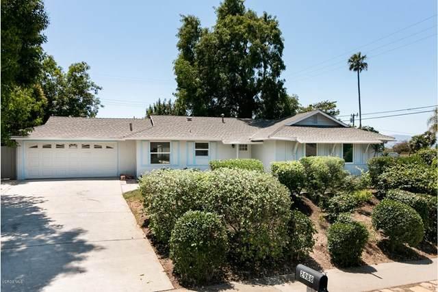 2988 Calle Estepa, Thousand Oaks, CA 91360 (#220005687) :: The Suarez Team