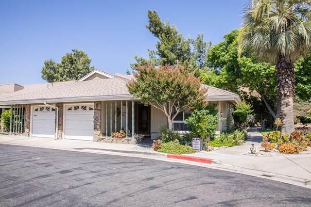 26832 Circle Of The Oaks, Newhall, CA 91321 (#V0-220005700) :: Randy Plaice and Associates