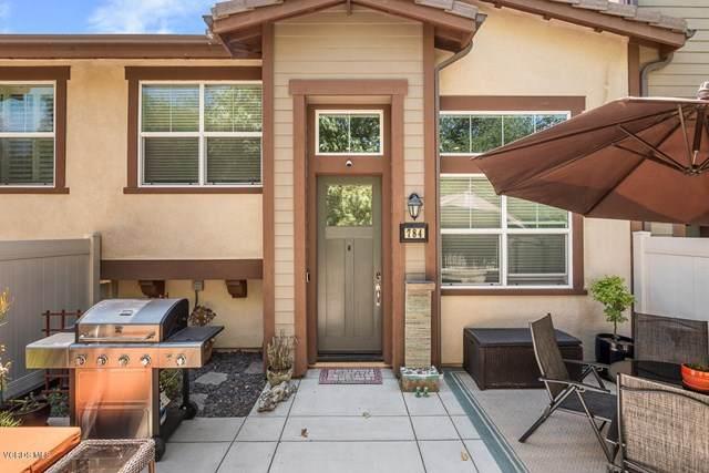 784 Tennis Club Lane, Thousand Oaks, CA 91360 (#220005729) :: Randy Plaice and Associates