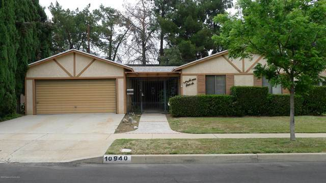10940 Blucher Avenue, Granada Hills, CA 91344 (#820002076) :: The Suarez Team