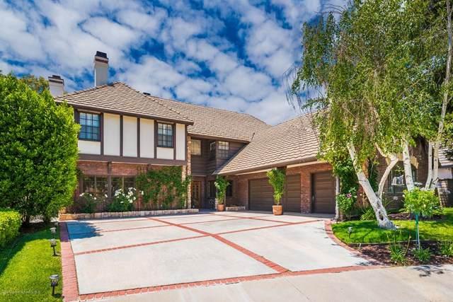 24214 Oak Vale Drive, Valencia, CA 91355 (#P0-820002105) :: TruLine Realty