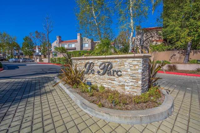 1109 Tivoli Lane #124, Simi Valley, CA 93065 (#220005812) :: Randy Plaice and Associates