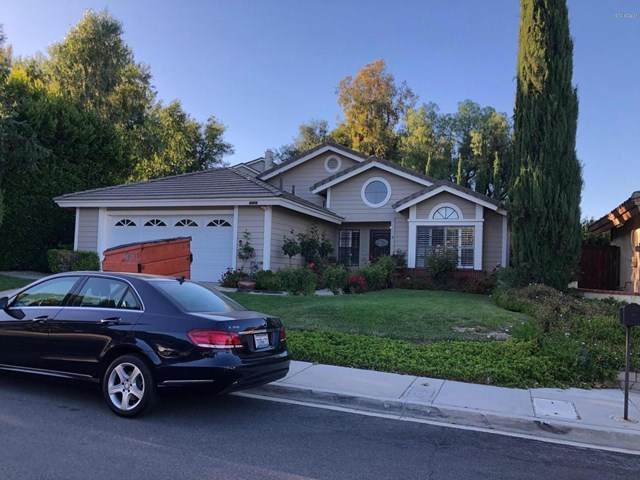 2420 Rikkard Drive, Thousand Oaks, CA 91362 (#220005853) :: TruLine Realty
